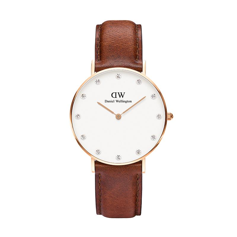daniel wellington classy st mawes 34mm elstarade. Black Bedroom Furniture Sets. Home Design Ideas