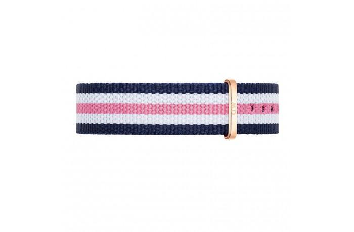 5bdcd648fe22 Daniel Wellington Classic Southampton Wristband Strap