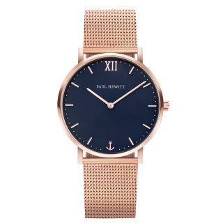 Uhr-Sailor-Line-Blue-Lagoon-IP-Ros-gold-Metallband-IP-Ros-gold5a157f14a4abe