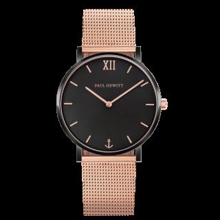 Uhr-Sailor-Line-Black-Sunray-IP-Ros-gold-Meshband-IP-Ros-gold_600x600@2x